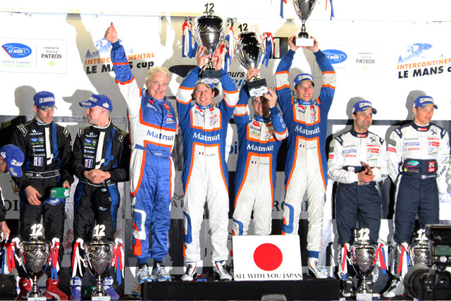 デュバル「この勝利を日本の皆さんに捧げる」(2)