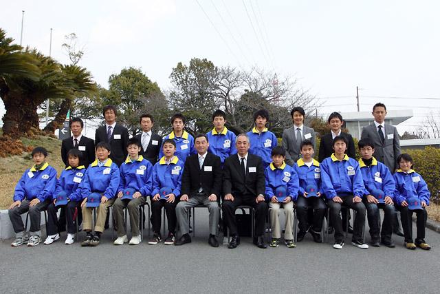 SRSの入校式開催 プロを目指す34名が顔を揃える(2)