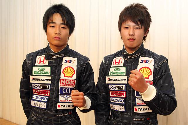 GTドライバーの愛弟子たちがスカラシップを争う(1)
