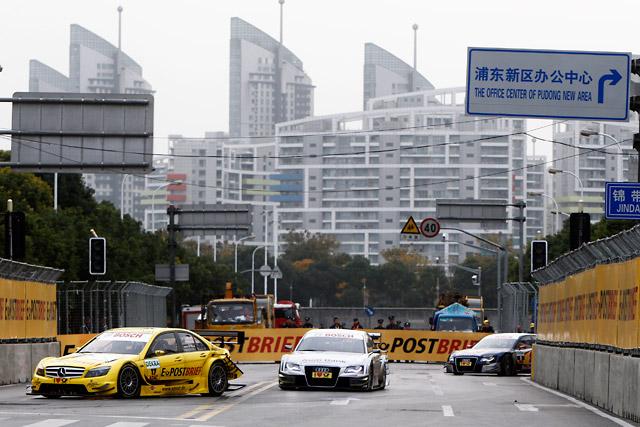 DTM、今季の上海戦開催を断念(1)