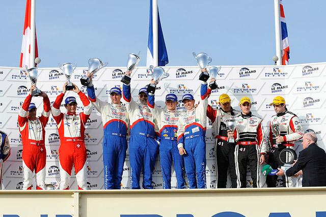 LMSポールリカールはペスカローロが復活勝利を飾る(3)