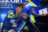 MotoGP | MotoGP:トップ10圏内でテストを終えたスズキのリンス「加速と最高速を改善できた」