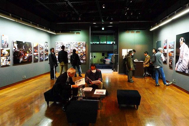 梅田で日本レース写真家協会40周年写真展開催(2)