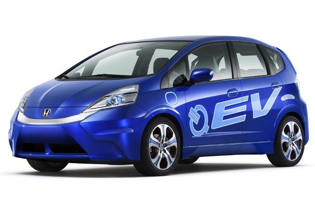 Honda、上海モーターショーでEVインサイト、CR-Zを展示(1)