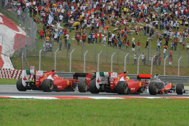 フェラーリ、プランBを用意。中国後に方向性を決定か(1)