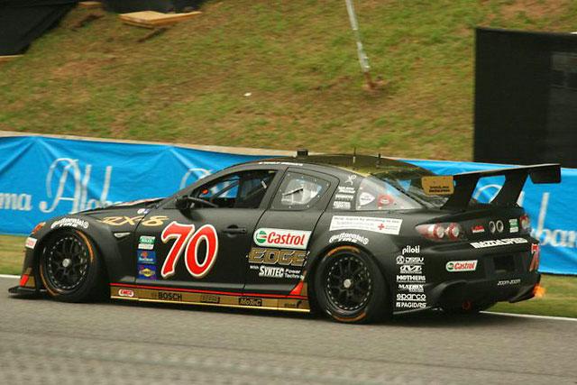 Grand-Am GT第3戦でスピードソースRX-8が表彰台(1)