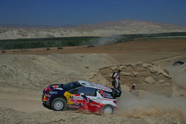 WRC第4戦ヨルダン/デイ2:初日トップはオジエ! 出走順の思惑はどうなる?(1)