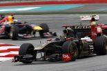F1 | ハイドフェルド「フェラーリに勝ってみせる」
