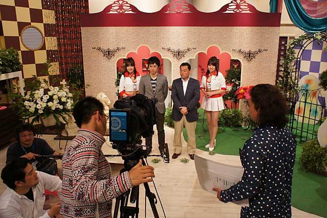 中嶋親子がAP戦を前に九州各県を表敬訪問!(2)