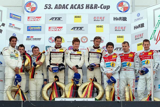 ポルシェ 911GT3RハイブリッドがVLNで勝利(3)