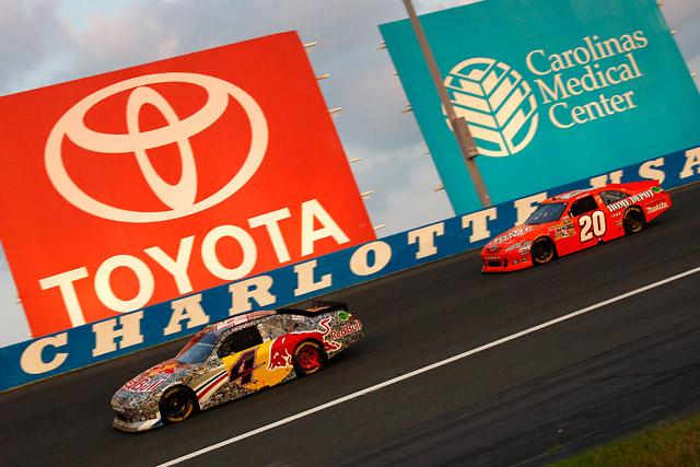 NASCARスプリント:カムリ勢はロガーノが3位(2)