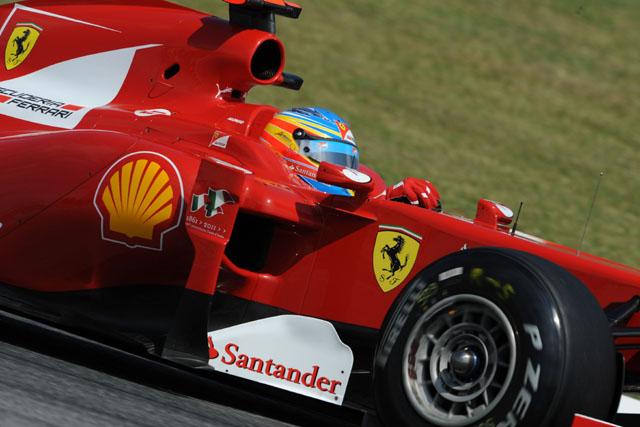 フェラーリ、ハードタイヤの問題解決に一歩前進か(1)