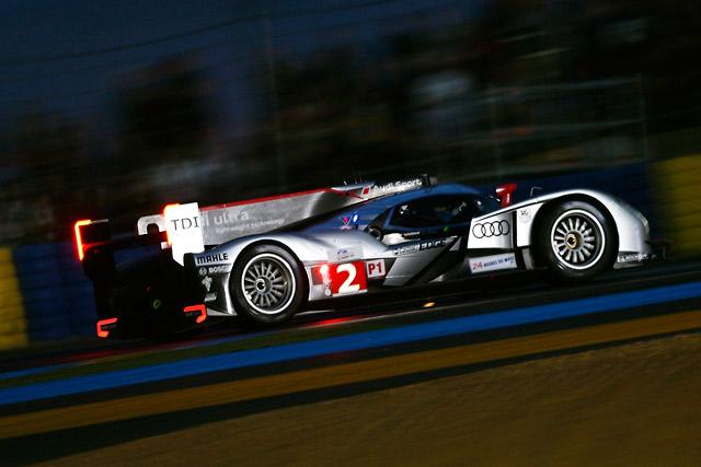 ル・マン24時間初日は8号車プジョーがトップに(2)