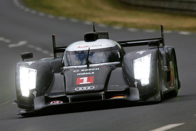 ル・マン24時間初日は8号車プジョーがトップに(3)