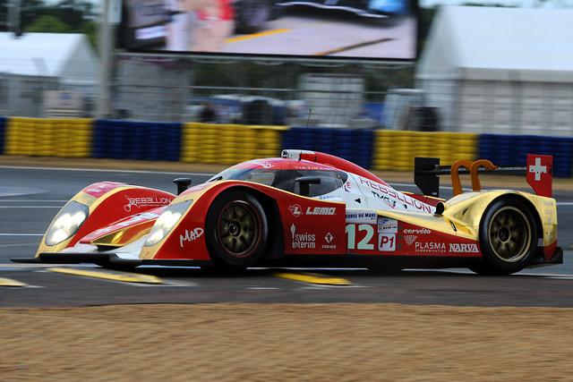 ル・マン24時間初日は8号車プジョーがトップに(12)
