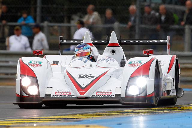 ル・マン24時間初日は8号車プジョーがトップに(20)
