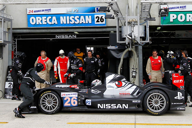 ル・マン24時間初日は8号車プジョーがトップに(21)