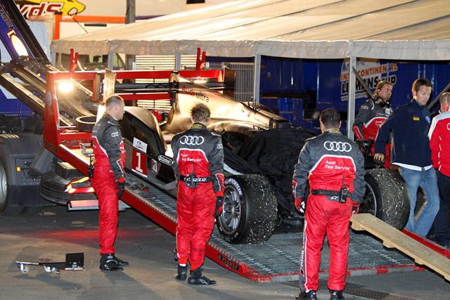 ル・マン24時間初日は8号車プジョーがトップに(25)
