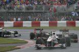 F1   BSフジ、カナダGPは予選、決勝とも翌日放送