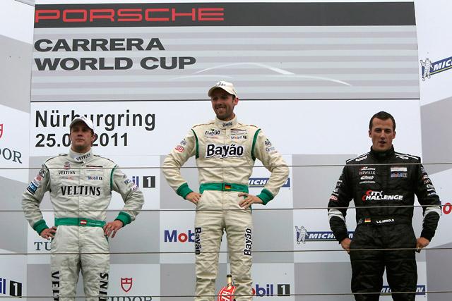 ポルシェWCは100台を退けレネ・ラストが優勝(3)