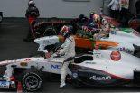 F1   ザウバー、Fインディアを退け選手権6位を目指す