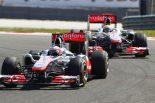 F1   バトン「マクラーレンはチームオーダーと無縁」