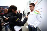 F1   ディ・レスタ、謝罪しないハイドフェルドに怒り