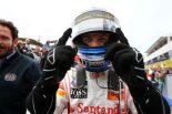 F1 | マクラーレンMP4-27の初走行担当はバトン