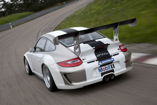 2012モデルのポルシェ911 GT3 Cupは耐久性が向上(3)