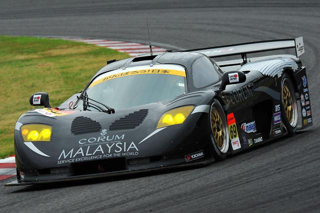 SGT鈴鹿開幕 ZENT SC430が練習走行トップに(4)