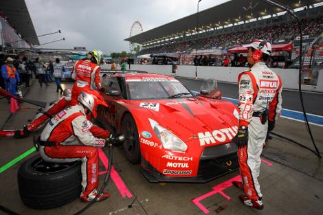 本山「レース中盤でタイヤ選択を外してしまった」(2)