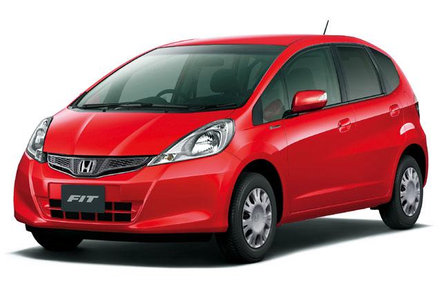 フィットの10周年特別仕様車が発売(1)