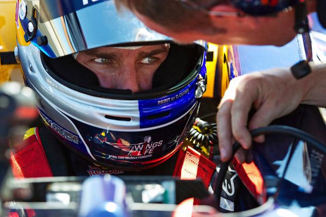 トム・クルーズがレッドブルF1をドライブ(4)