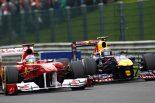 F1 | オー・ルージュ2台バトルはアロンソだから出来た
