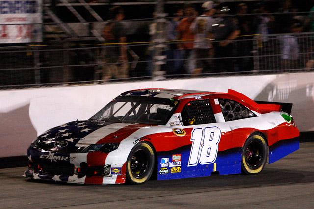 NASCAR SPRINT CUP:ハムリンがチェイス入り(1)