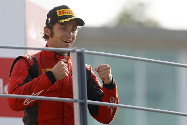 GP2の今季ファイナルでシリーズ2位が逆転(1)