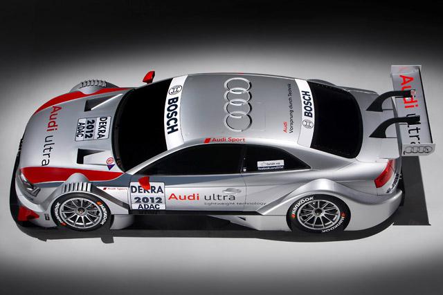 アウディ、A5 DTMを正式に発表(3)