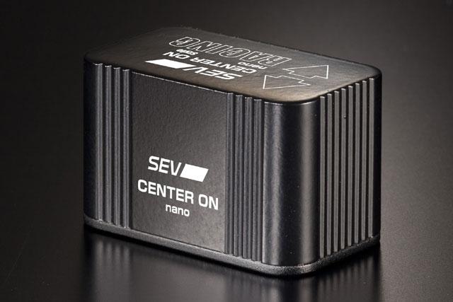 SEVセンターオンスタイルシリーズ2製品が発売(1)