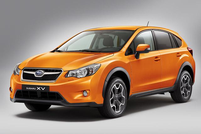 スバル、新型SUV『XV』をフランクフルトで公開(1)