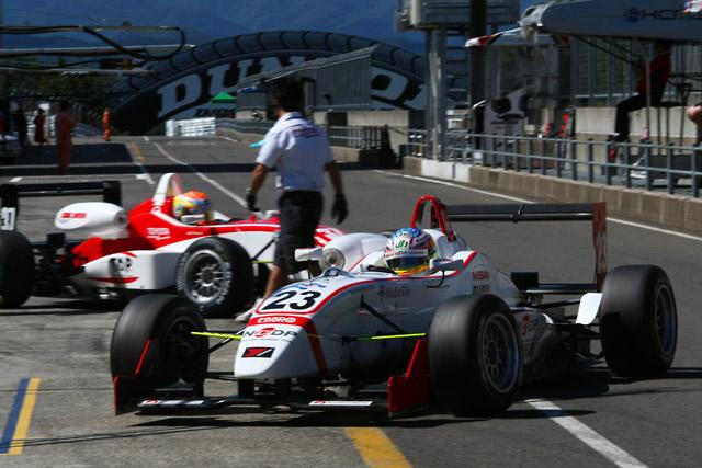 全日本F3第14・15戦は山内と関口がPPを分け合う(3)