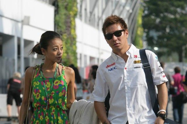 F1第14戦シンガポールGP