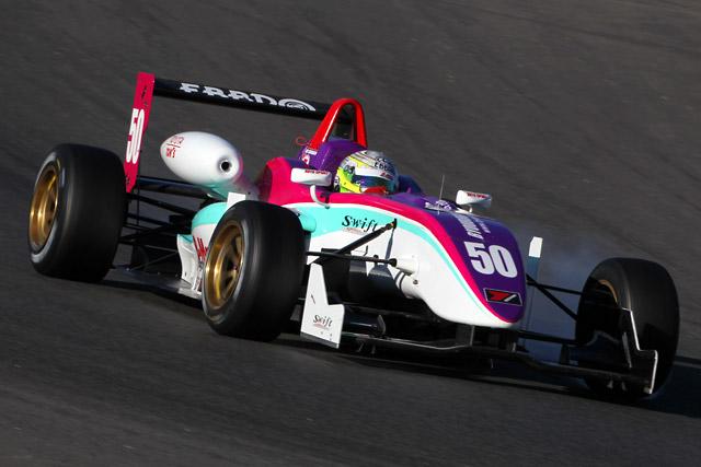 全日本F3第15戦:関口優勝。安田との差を詰める(1)