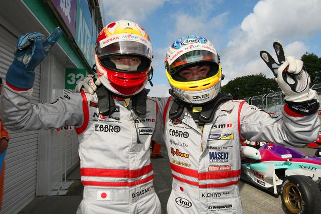 全日本F3第15戦:関口優勝。安田との差を詰める(5)