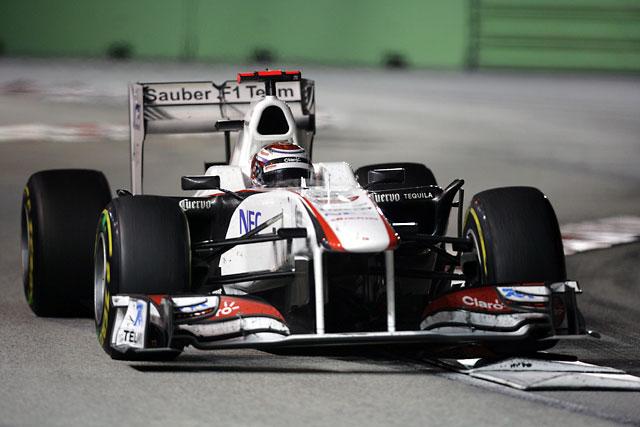 F1シンガポールGPはベッテルが独走Vも戴冠ならず(5)