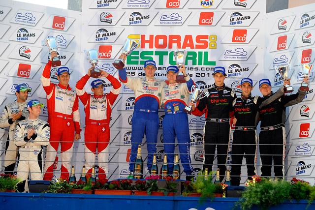 LMSエストリル:ペスカローロが優勝&タイトル獲得(1)