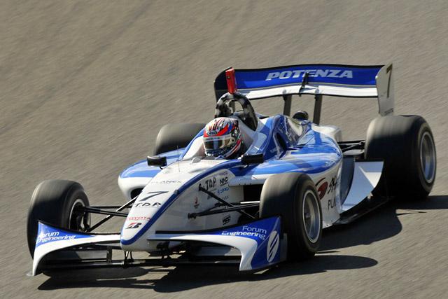 大嶋、PPも6位。「うまくいかないレースだった」(3)