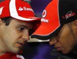 F1 | ハミルトン、マッサの態度を批判も「尊敬してる」