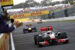 F1 | バトンが鈴鹿初V。ベッテル戴冠、可夢偉は無念