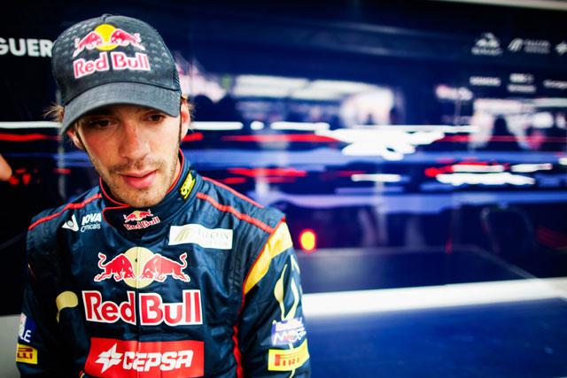 2011年F1韓国GP ジャン‐エリック・ベルニュ