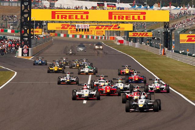FCJもてぎ大会は週末に4レースを開催へ(1)
